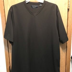 Men's A[X]IST V-Neck Shirt Sz XXL
